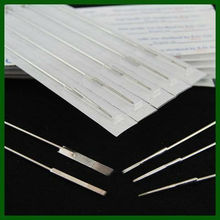 High quality 316L round liner tattoo needles stainless steel tattoo needles