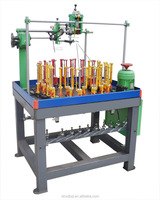 39 Spindle High Speed Flat Elastic Rope Braiding Machine For Sale