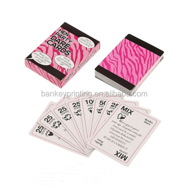 High Quality Customized Offset Printing Game Cards Playing Cards