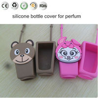 13 new design hand sanitizer bottle with silicone holder