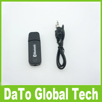 Mini 3.5mm USB Wireless Bluetooth Car Audio Music Receiver Adapter