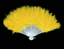 Popular Cheap accessories belly dance feather fan