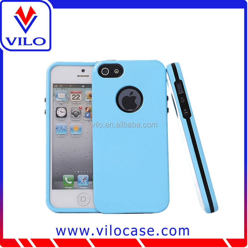 2014 cheapest TPU +PC mobile phone case for iPhone 4 4S 5 5S 6 phone case