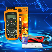 On time delivery low price pocket size MCH-9233E Auto range Digital Multimeter