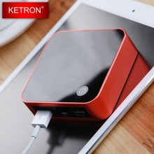 digital and picture display 8400mah cartoon power bank