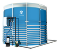 Biogas Power Plant for Food Processing Factory