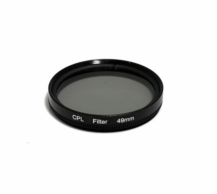 49 mm Circular Polarizing CPL C-PL PL-CIR Filter 49mm