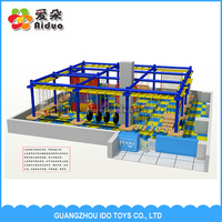 2016 Ce Certificated Luxury Playground Equipments China Indoor Playground