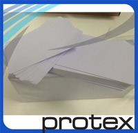 China factory produce - ISO 7810 plain blank white CR80 standard PVC plastic card