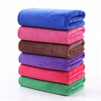 Auto Car Thick Wax Towel Microfiber Car Cleaning Cloths Car Care Detailing Towel