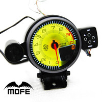 Induction tachometer 95mm auto meter gauge