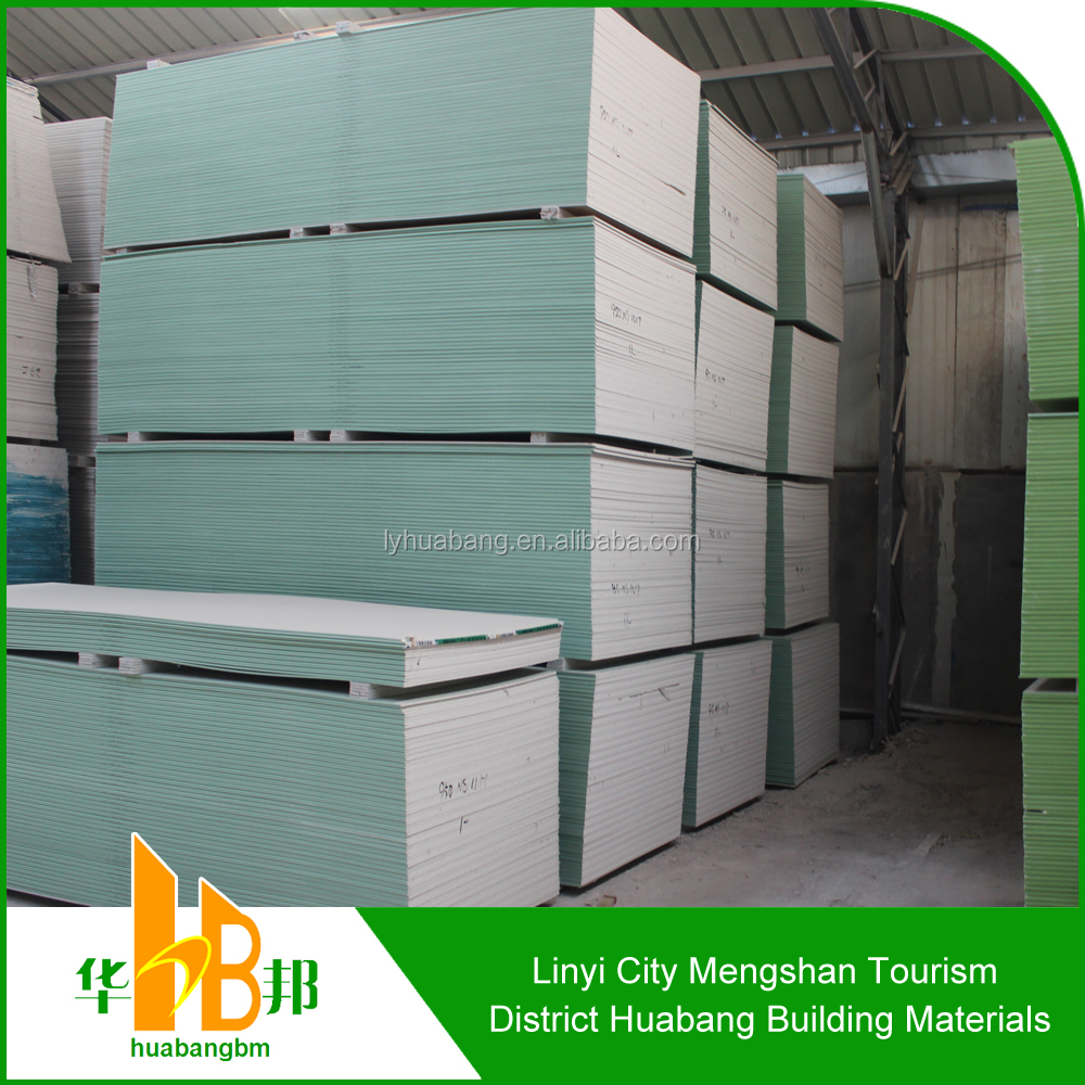 Types Of Gypsum Board : Building material all kinds of mm types gypsum board