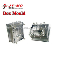 Tapa Rectangular Mould Food Container Mould