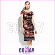Fashion Selection Cotton Guipure Autumn 2015 Dress Women