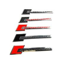 Free shipping Samples of Metal Supercharged 4x4 Batman Horse Emblem Badge Sticker