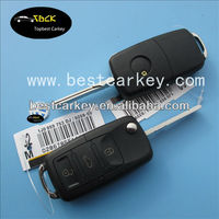 Top best VW 3 buttons remote key shell, auto key blank