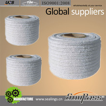 Online Sale China Supplier Fiberglass Rope Glass Fiber Braid Square Rope