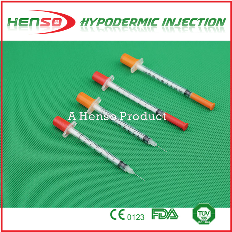 Henso Disposable Insulin Syringe