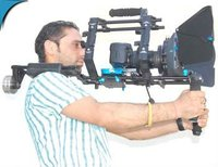 New Proaim Dv DSLR Mounting rig Kit-201 with Camera Cage