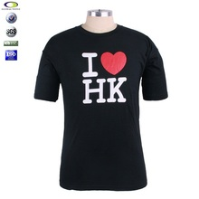 Cheap printing hongkong t shirts free shipping