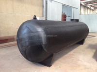 Fiber glass underground fuel tank designed as your requirements
