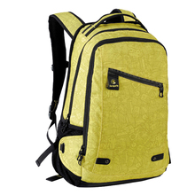Popular Coated 3 Compartment Laptop Bag Backpack