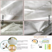 China manufacturer wholesale poly cotton grey fabric for bedding sets