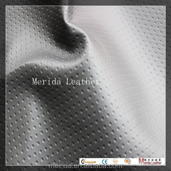MRD21207 guangzhou leather factory wholesale faux leather fabric motorcycle seat cover material