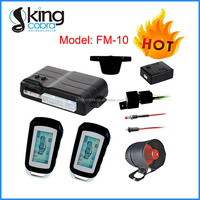2 way Car Alarm System with Remote Enginee Start