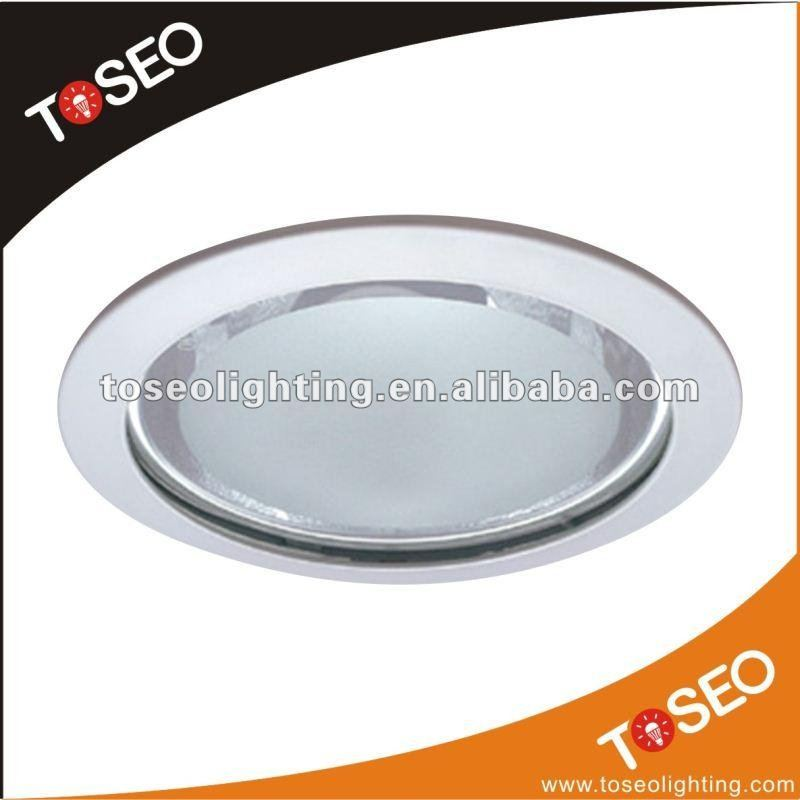 cfl round glass fluorescent light fittings manufacturers