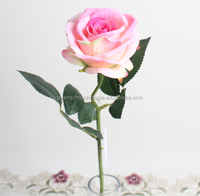 CHY1012 Artificial decorative flores,Sythetis rose flowers for wedding certerpieces
