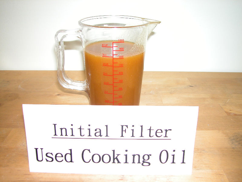 Used Cooking Oil / Waste cooking oil