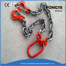 Hot sale G80 Manual Drum Lifter 4 Legged Chain Sling