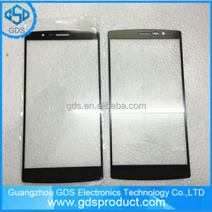 Black LCD Front Screen Glass Repair Replacement cover Lens for LG G4 H818 H815 H810