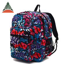 Large Capacity Students Multi Color Laptop Backpack School Bag For Teens College Girls
