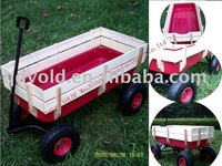 Children Kids Toy Wooden Wagon for Sale