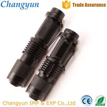 tactical long range led torch light aluminum Brightest waterproof rechargeable campass led flashlight led