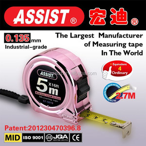 Durable Assist Brand Economic China Supplier Made Mesuring Tools magnetic waterproof tape measure