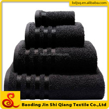 Made In China Wholesale Black Luxury Specification Brands Cotton Bath Towel