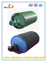 Belt conveyor snub pulley drum /tail end pulley