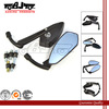BJ-RM-056 CNC aluminum glass motorcycle side mirror