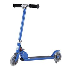 Aluminum Alloy Foldable Scooter 2 Wheels for Children (not electric) 3 Colors