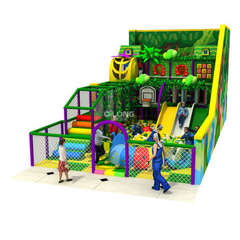 High Quality Soft Play Indoor Amusement Playground Park For Sale