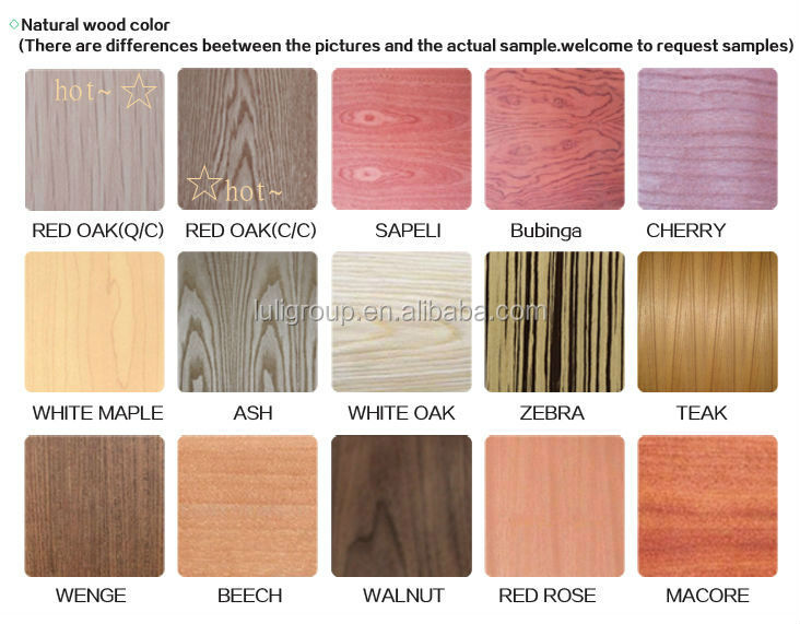 1.5MM--25MM maple Fancy Plywood For Furniture