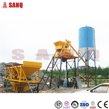 Cost of cement plant , concrete cement batching plant 25m3/h with low cost