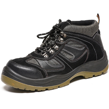 Metal Free Soft Sole Brand Electrical Shock Proof Work Safety Shoes