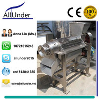 small capacity industrial mango/pineapple juice extractor