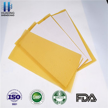 high quality honey comb organic bee wax foundation for beekeeping bee hive