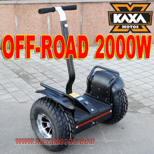 Off-Road Electric Trike Scooter 2000W