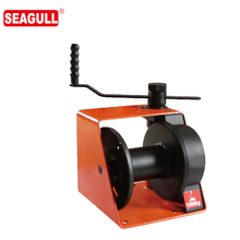 9500lbs small wire rope hand winch